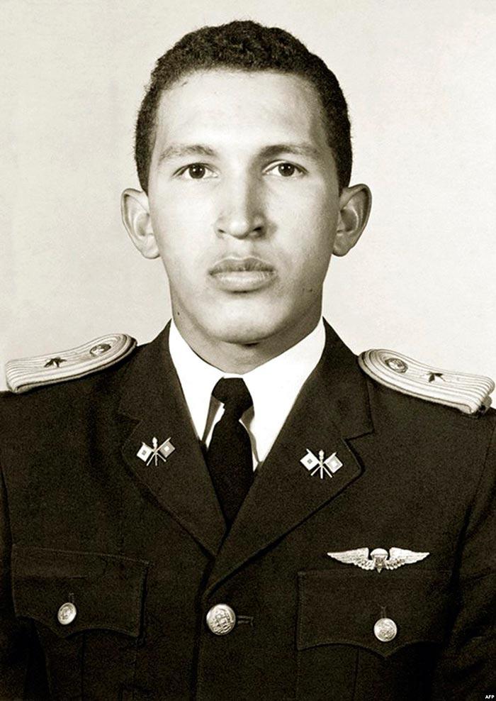 Портреты мировых лидеров Уго Чавес