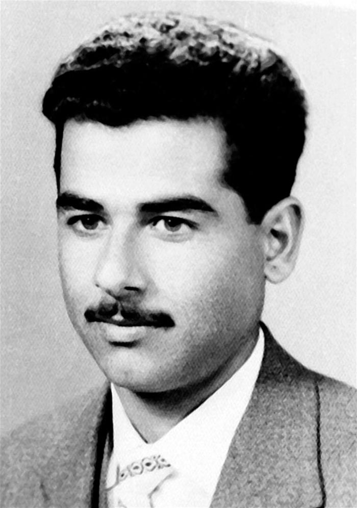 Портреты мировых лидеров Саддам Хусейн