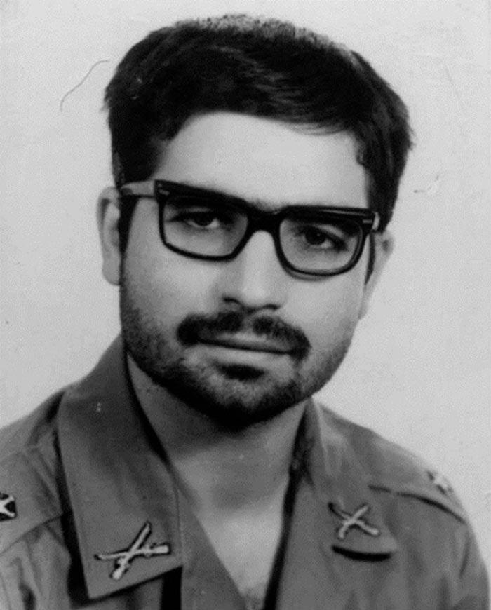 Портреты мировых лидеров Хасан Рухани