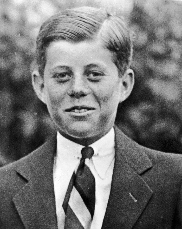 Портреты мировых лидеров Джон Ф. Кеннеди