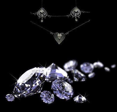 Самые дорогие украшения в мире Бриллиантовое бикини