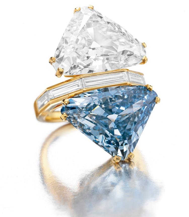 Самые дорогие украшения в мире Bvlgari Blue