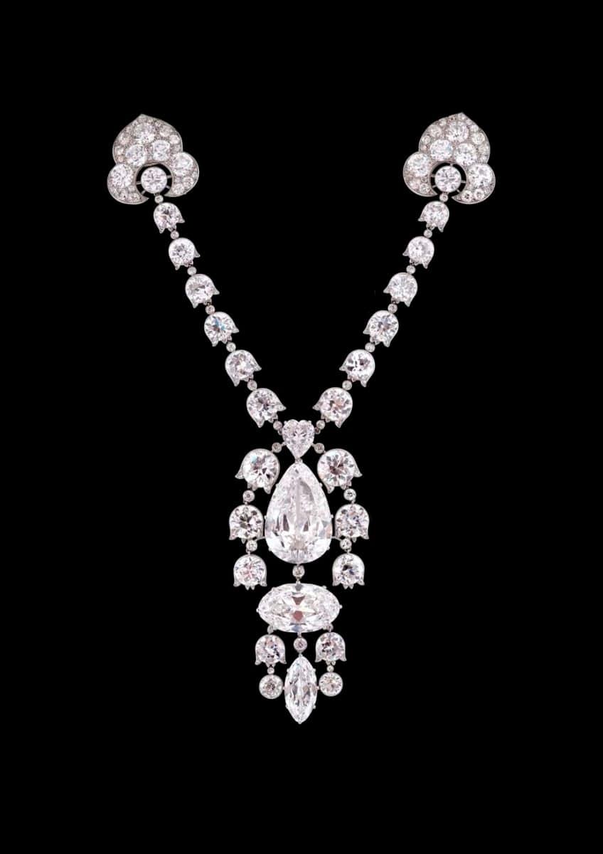 Самые дорогие украшения в мире Бриллиантовая брошь Cartier