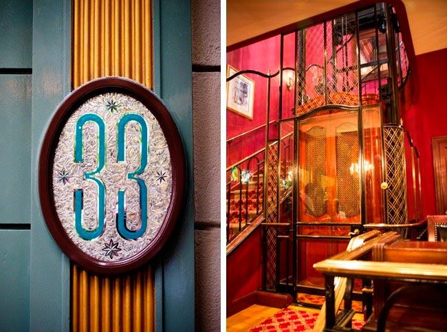 9 секретных мест на планете Диснейленд-клуб (Клуб 33)