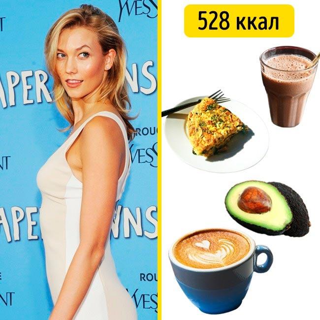 10 завтраков, которые помогают моделям поддерживать форму Карли Клосс