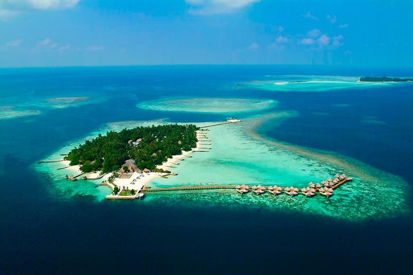 Азия: лучшие пляжи Остров Никой, Индонезия