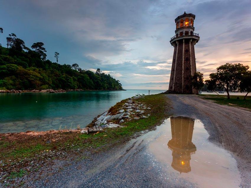 Азия: лучшие пляжи Лангкави, Малайзия