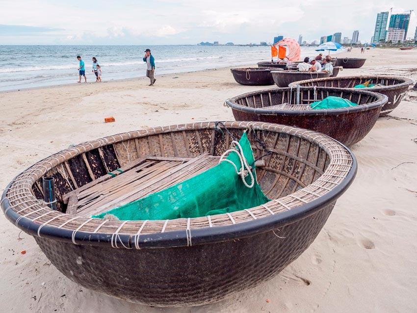 Азия: лучшие пляжи Non Nuoc Beach, Да Нанг, Вьетнам