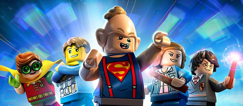 9 крутых игр для Sony PlayStation 4 Lego Dimensions