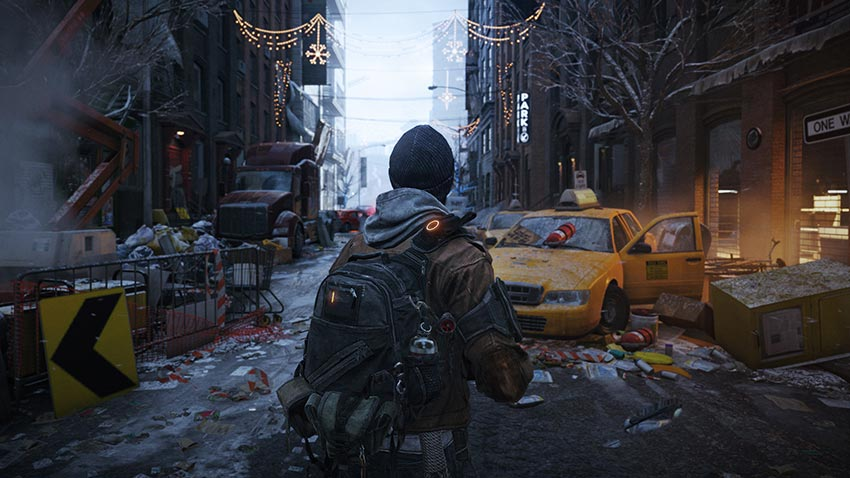 9 крутых игр для Sony PlayStation 4 Tom Clancy's The Division
