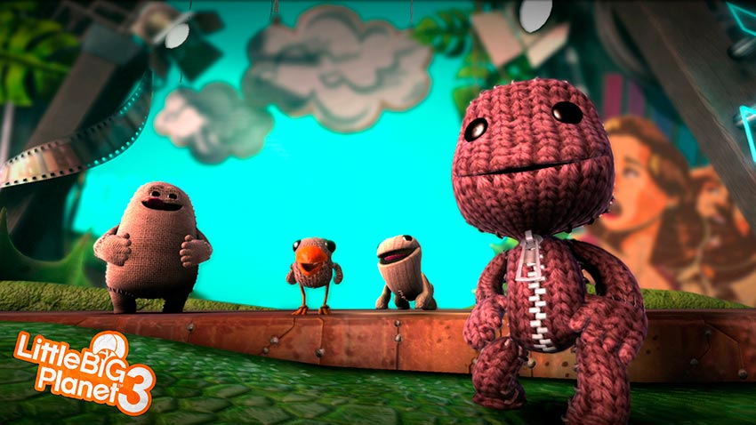 9 крутых игр для Sony PlayStation 4 Little Big Planet 3