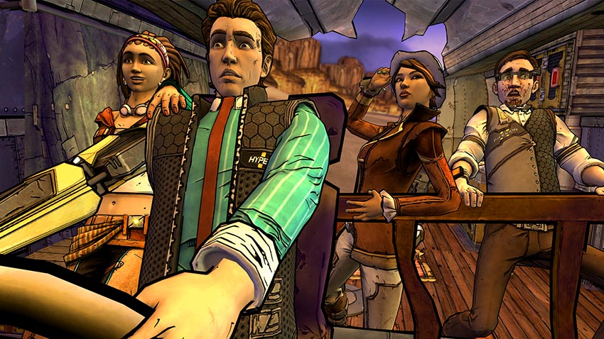 9 крутых игр для Sony PlayStation 4 Tales from the Borderlands