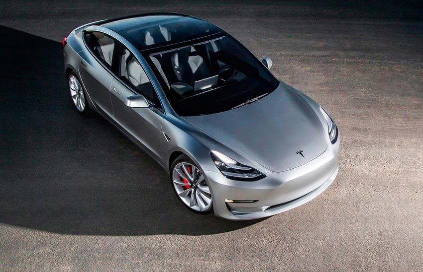 Электромобили, на которых мир будет ездить к 2020 году Tesla Model 3
