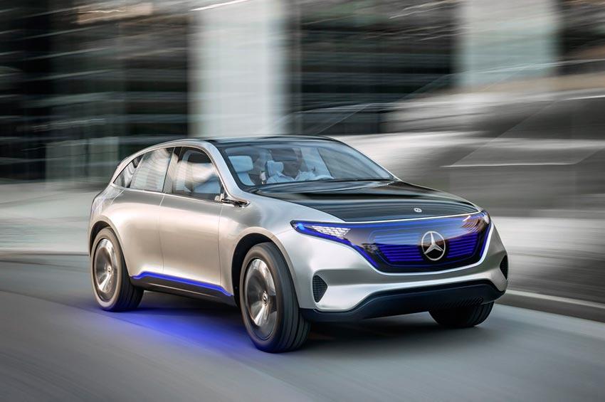 Электромобили, на которых мир будет ездить к 2020 году Mercedes-Benz B250E