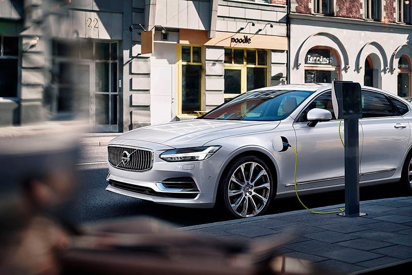 Электромобили, на которых мир будет ездить к 2020 году Volvo EV