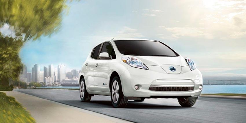Электромобили, на которых мир будет ездить к 2020 году Nissan Leaf
