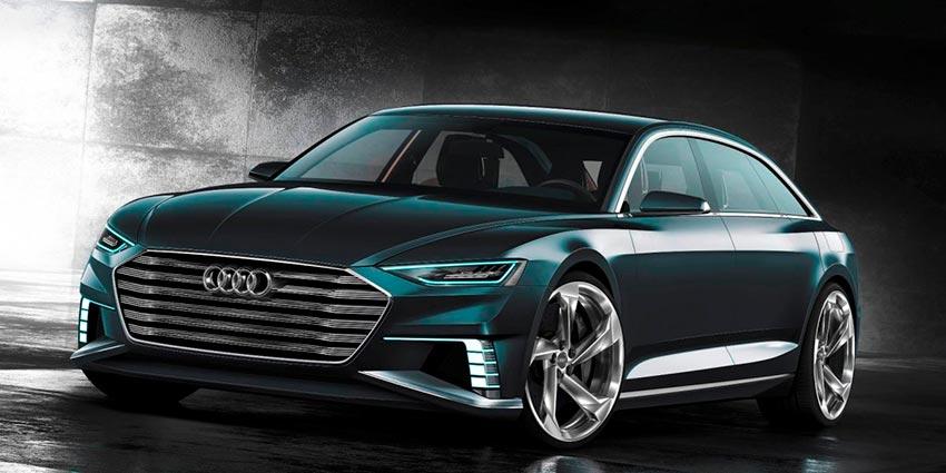 Электромобили, на которых мир будет ездить к 2020 году Audi A9 е-Tron
