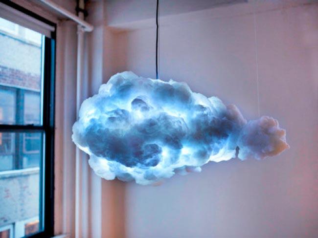 Обычные вещи, которые стоят очень дорого Облачный светильник