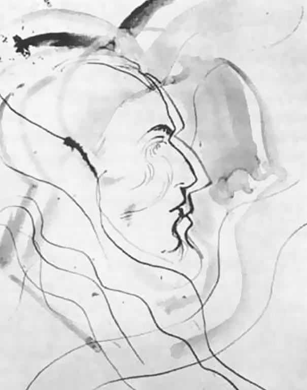 Эксперимент: художнику давали ЛСД и просили нарисовать 9 портретов