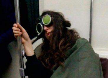 Модные граждане из российского метро (часть 4)