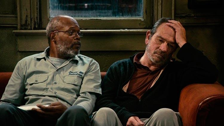 11 блестящих фильмов с двумя актёрами Вечерний экспресс «Сансет Лимитед» The Sunset Limited