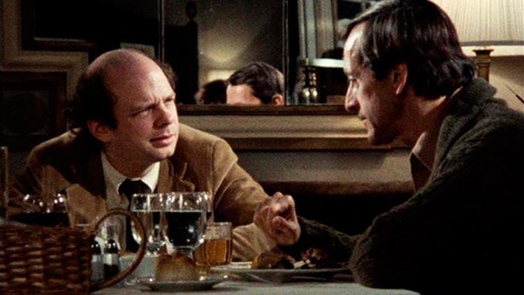 11 блестящих фильмов с двумя актёрами Мой ужин с Андре My Dinner with Andre
