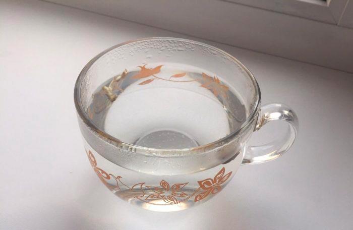 5 продуктов, для нормализации повышенного давления Белый чай