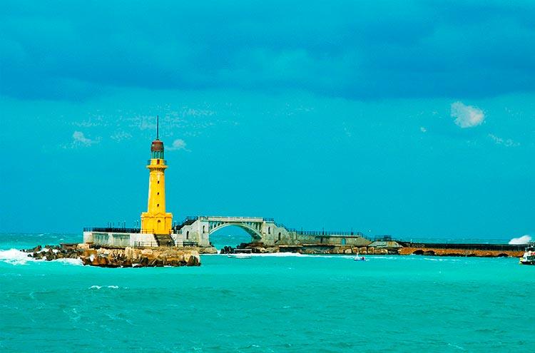Самые красивые маяки мира в Александрии