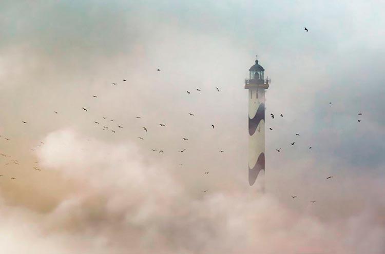Самые красивые маяки мира Ланге-Нелле, Остенде, Бельгия