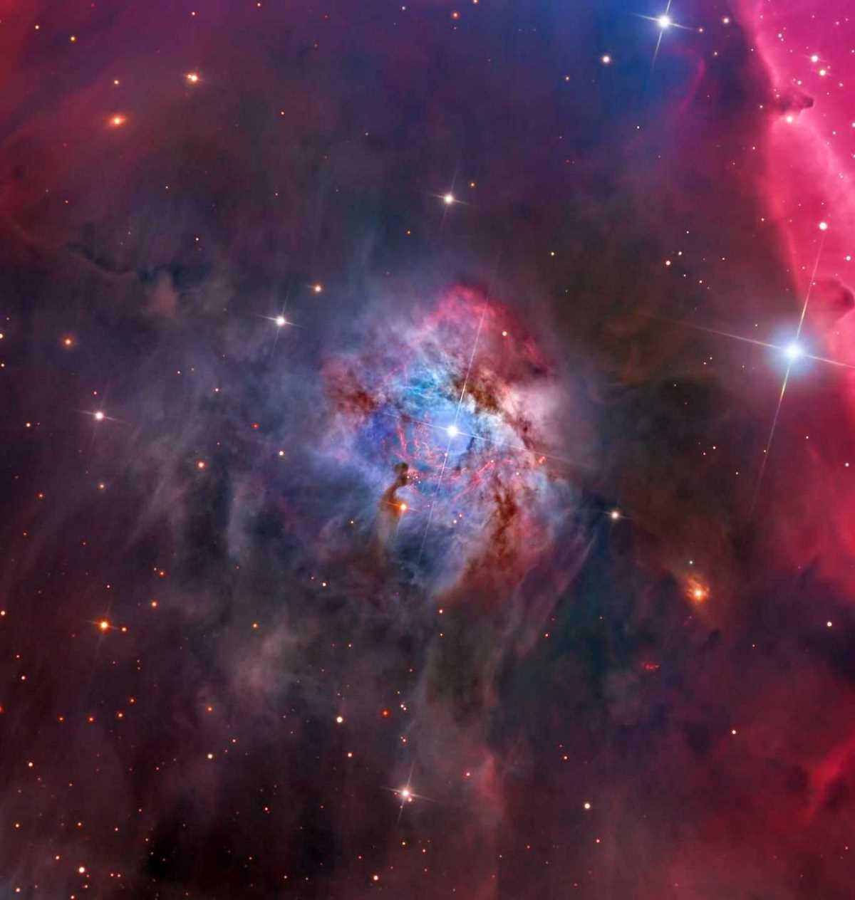 Восхитительные фотографии космоса — 2017