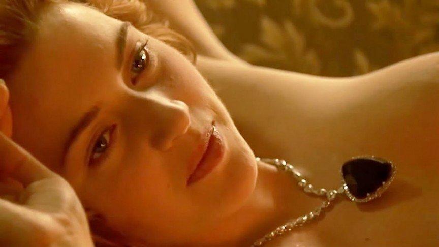 12 скандальных эротических сцен в кино Титаник Кейт Уинслет (Kate Winslet)