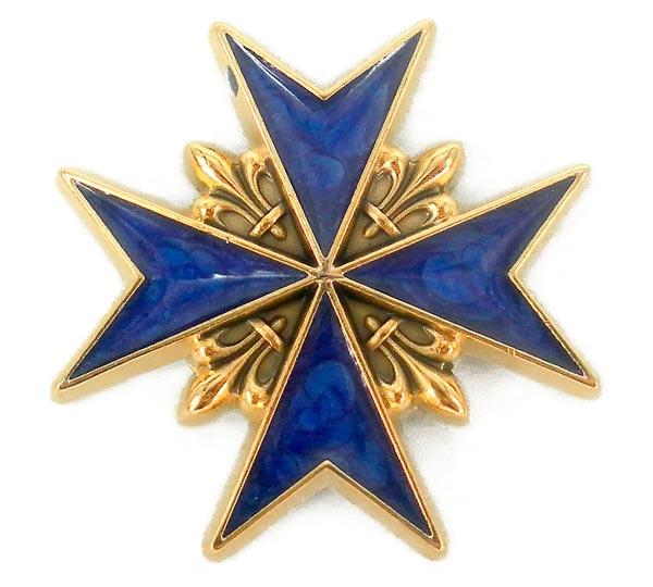 Известные символы и их значения Мальтийский крест