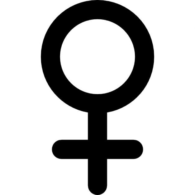 Известные символы и их значения Женский символ