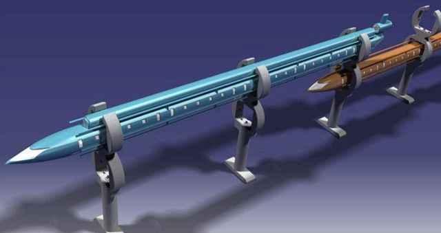 Супертехнологии: вертикальное метро Транспортное средство Ringway