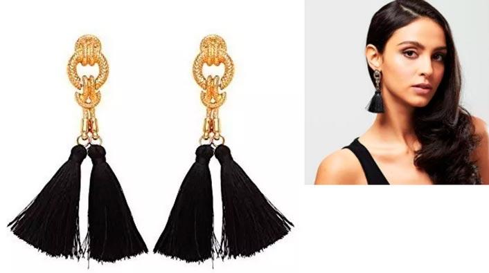 Красивые, броские и дешевые сережки для девушек Amazon