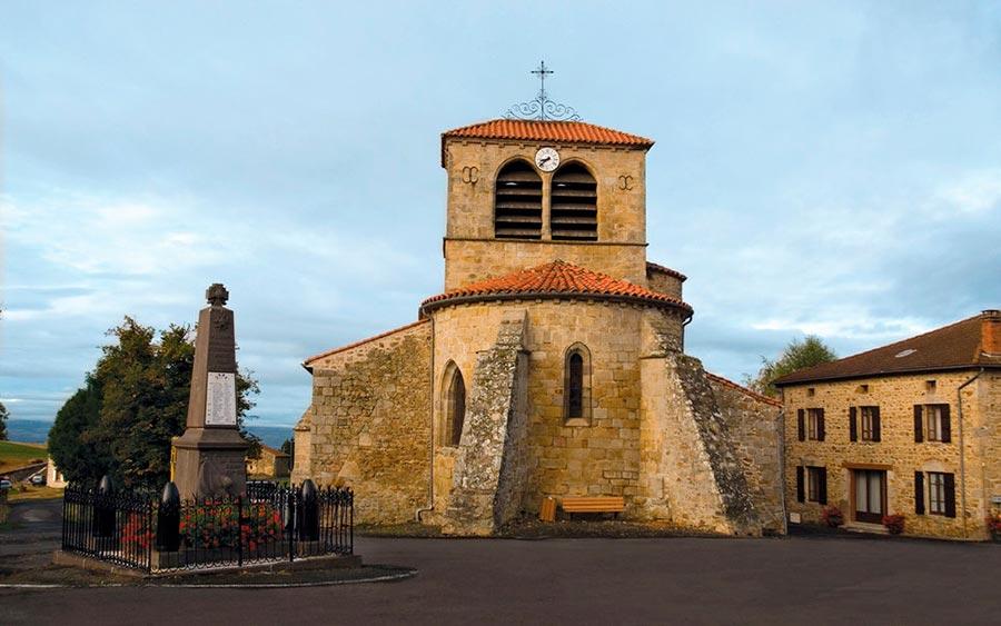 Европейские деревни: малоизвестные, но красивые Шассиньоль, Франция