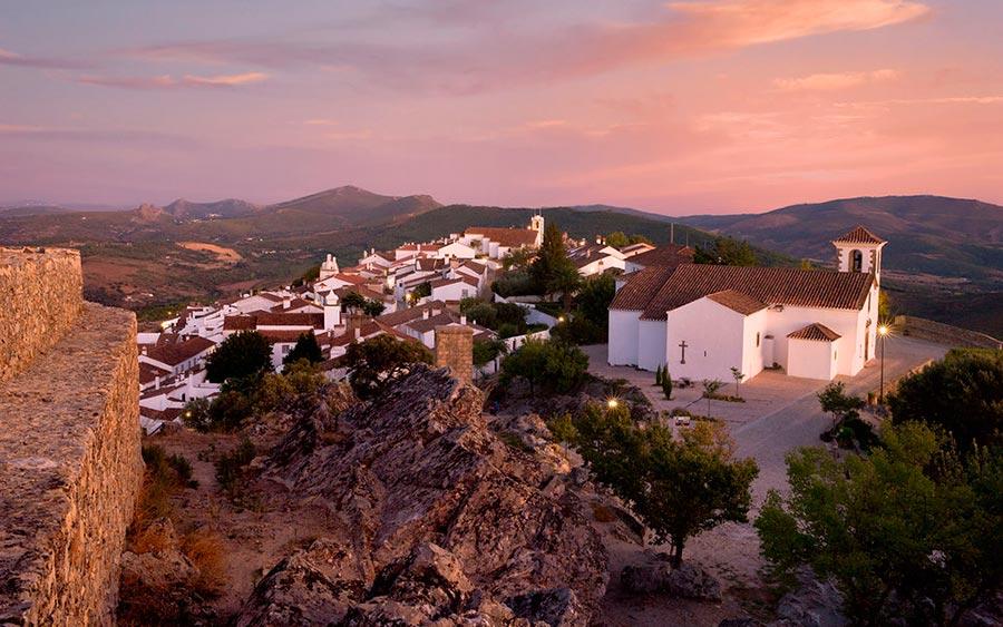 Европейские деревни: малоизвестные, но красивые Марван, Португалия