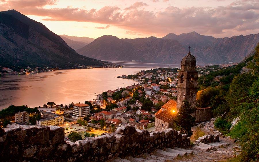 Европейские деревни: малоизвестные, но красивые Котор, Черногория