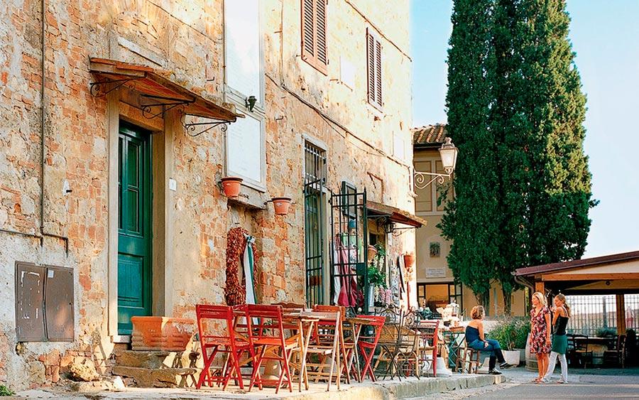 Европейские деревни: малоизвестные, но красивые Болгери, Италия