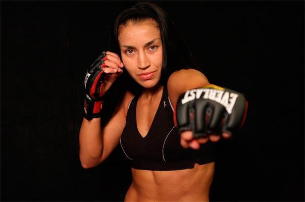 Великолепные девушки из самого жестокого спорта в мире ММА Зоила Фраасто Герджел