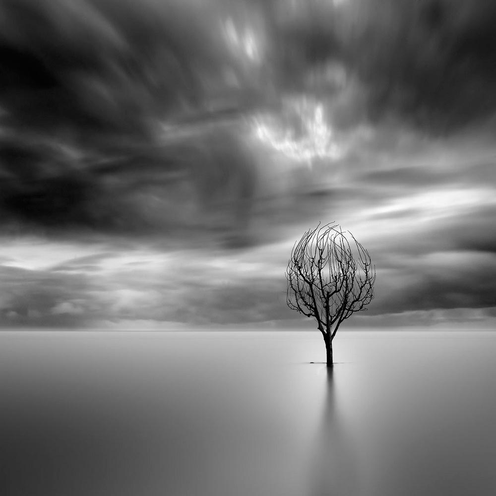 Фотограф Джордж Дигалакис: нереальные чёрно-белые пейзажи