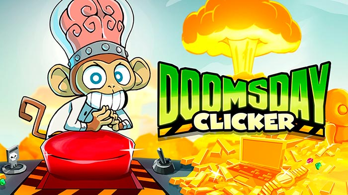 Крутые кликеры для Android Doomsday Clicke