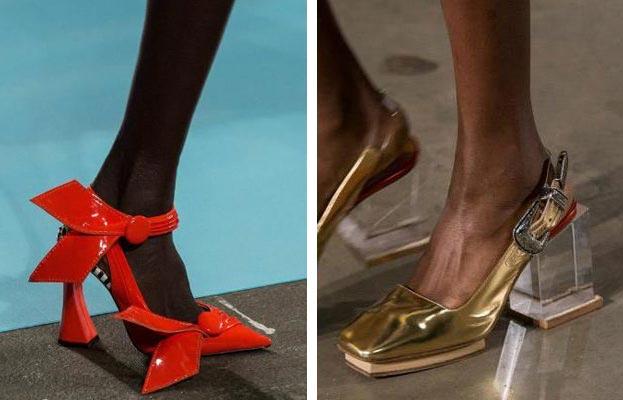 Самая креативная дизайнерская обувь
