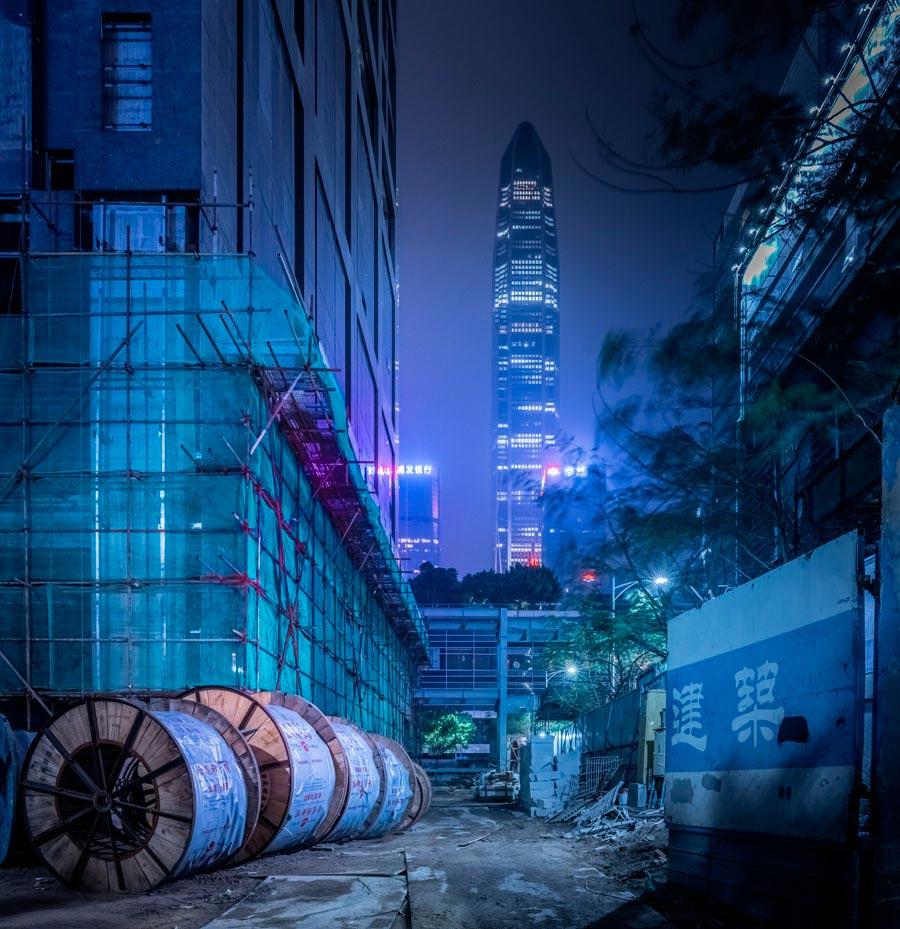 Маркус Вендт: Киберпанковая атмосфера Азии