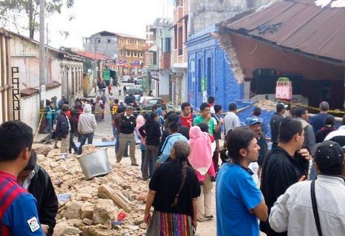 Самые опасные места на Земле Гватемала