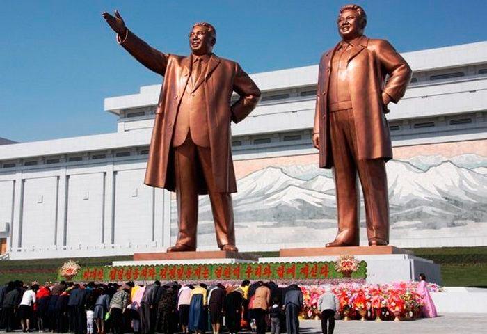 Самые опасные места на Земле Страна Северная Корея