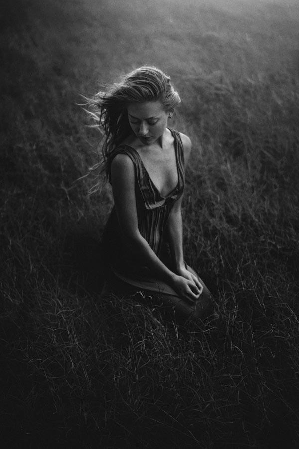 Фотограф TJ Drysdale: завораживающие портреты