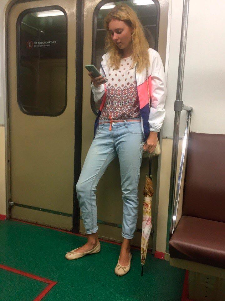 Мода российского метро: фрики из подземки