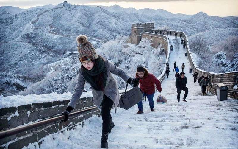 Великая Китайская стена: 10 интересных фактов