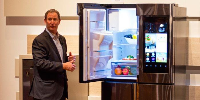 Повседневные объекты могут быть уязвимыми для хакеров Холодильники